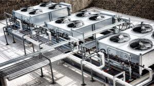 система промышленного холодоснабжения
