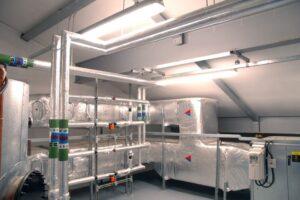 установка вентиляции в больницах